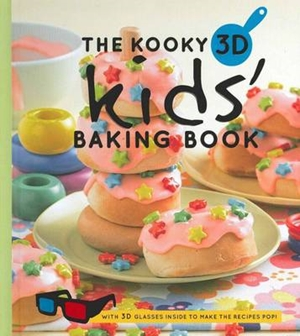The Kooky 3D Kids' Baking Book