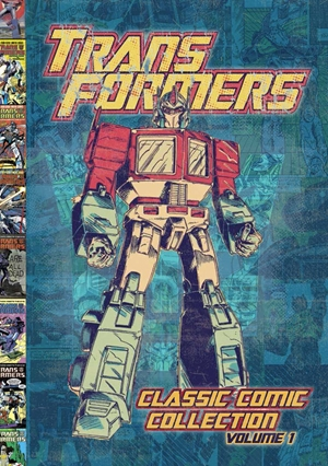 Transformers Classic Comic Collection: Volume 1