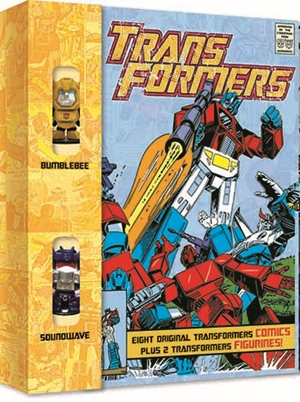 Transformers Classic Comic Gift Set